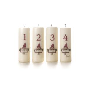 4 lys