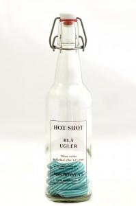 Hot shot - blå ugler