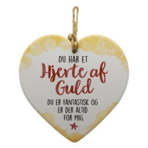Hjerte af guld