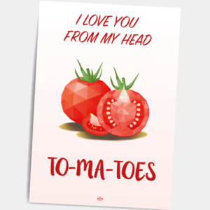 Postkort_I_love_you_from_my_head_to-ma-toes