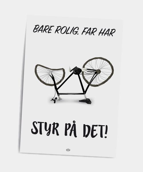 Postkort_bare_rolig_far_har_styr_paa_det