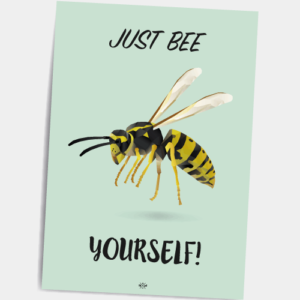 just-bee-yourself_postkort-2