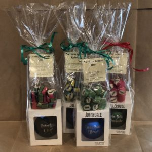 Julekuglepakker