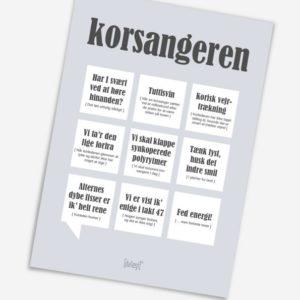 korsangeren-lykønskningskort-graa-dialaegt-595x833