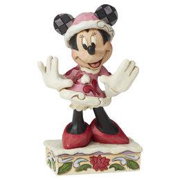 minnie-mouse-christmas-mini-figurine