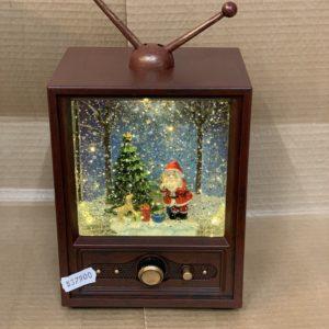 Julelanterne tv m. julemand