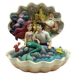 ariel-shell-figurine-h30