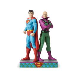 superman-vs-lex-luther-figurine