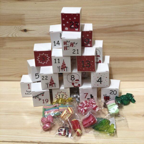 kasse julekalender