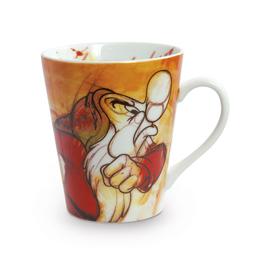 Grumpy kaffe kop