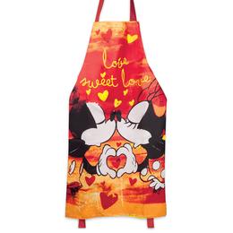 Mickey forklæde rød