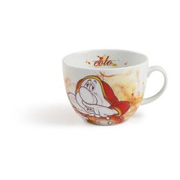 Sneezy cappuccino kop