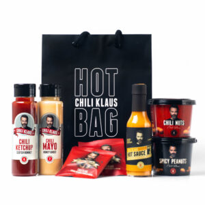chili klaus hot bag