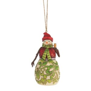 4047792-red-green-snowman-hanging-ornament